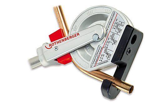 Трубогиб ROBEND H+W PLUS ROTHENBERGER ручной для медных труб