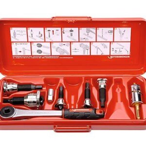 Набор для отбортовки 12 – 15 – 18 – 22 – 28 мм