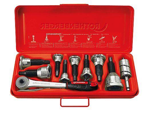 Ручной отбортовщик для труб 10 – 12 – 14 – 16 – 18 – 22 мм ROTHENBERGER