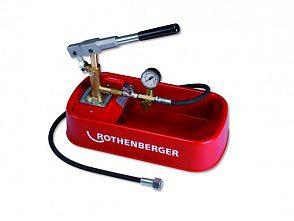 Оборудование для проверки и перекрывания трубопроводных систем ROTHENBERGER