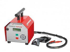 Сварочные аппараты для электромуфтовой сварки полимерных труб Rothenberger