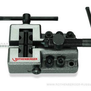 Двойной развальцовочный пресс DB 10-Set, 4,75-10 мм