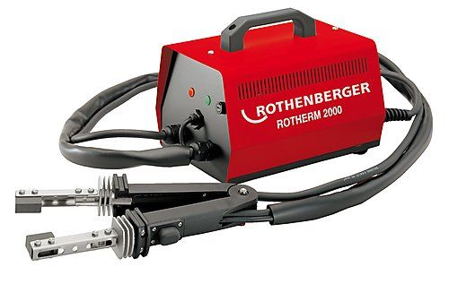 ROTHERM 2000 Электрическое устройство для пайки мягким припоем Rothenberger