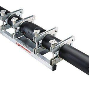 ROWELD 63 мм квадратный зажим для фиксации труб Rothenberger