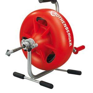 3S Ручное механическое устройство барабанного типа для прочистки труб ROTHENBERGER