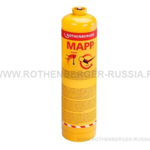 Газовый баллон MAPP ROTHENBERGER