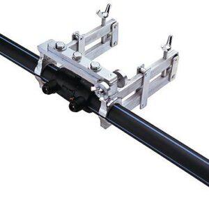 ROWELD 32 мм Двойной зажим регулируемый для фиксации труб Rothenberger