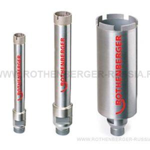 Алмазная сверлильная коронка ROTHENBERGER HSP-N