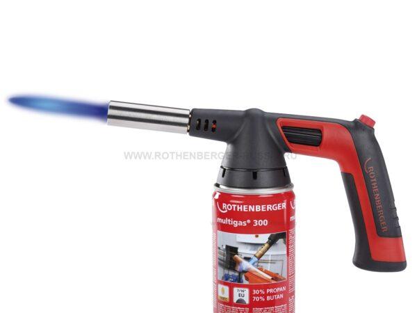 Газовая горелка ROFIRE 4 PIEZO