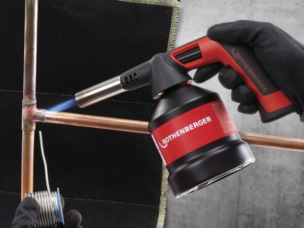 Газовая горелка ROFLAME 4 PIEZO