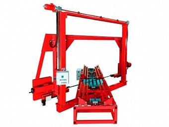 ROWELD BS 1600 PLUS ROTHENBERGER Ленточнопильный станок для полимерных труб 200-1600 мм