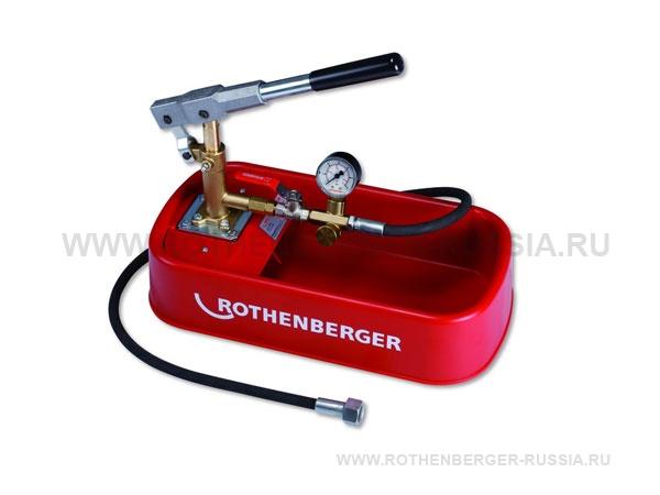 Ручной опрессовочный насос RP 30 61130 ROTHENBERGER