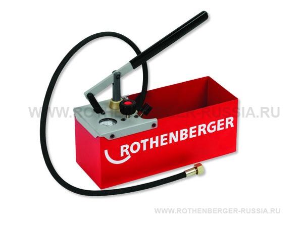 Ручной опрессовочный насос ТР 25 60250 ROTHENBERGER