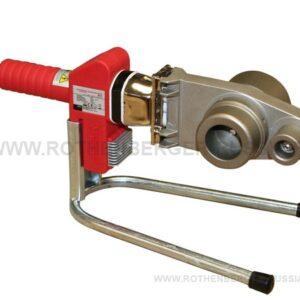 ROWELD Р 63 T Ручной аппарат ROTHENBERGER для раструбной сварки пластиковых труб 20-63 мм