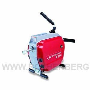R 650 Электромеханическая прочистная машина ROTHENBERGER