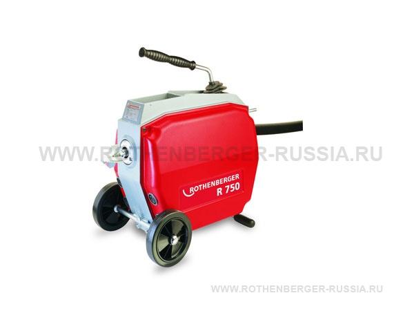 R 750 Электромеханическая прочистная машина ROTHENBERGER
