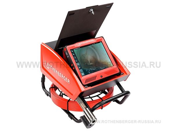 ROCAM 4 PLUS Телеинспекционное (видеодиагностическое) устройство головка камеры 30 мм, длина кабеля 30 м Rothenberger