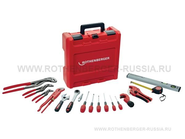 Набор ручного инструмента ROCASE