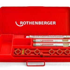 Набор уровней ROCHECK 70667 ROTHENBERGER (Рочек) для смесителей