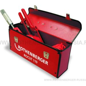 Устройства для резки и снятия фаски ROCUT ROTHENBERGER для полимерных труб