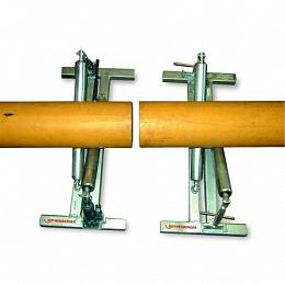 Роликовые подпорки для труб до 1200 мм Rothenberger