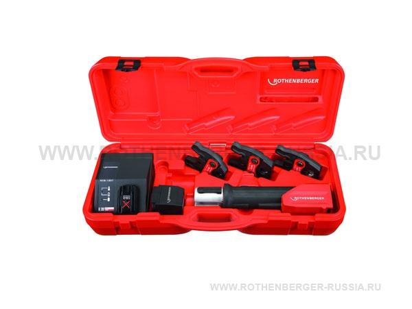 Набор ROMAX COMPACT BASIC I 15020 ROTHENBERGER