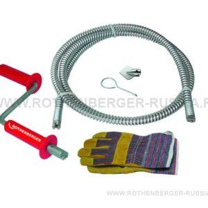 Сантехнический трос для прочистки труб ROPOWER HANDY 71975 ROTHENBERGER
