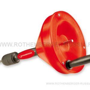 ROSPI H+E PLUS Ручное механическое устройство для прочистки труб ROTHENBERGER