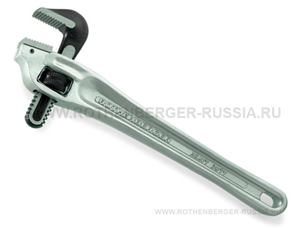 Коленчатый разводной ключ 90° ROTHENBERGER алюминиевый
