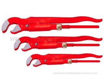 Набор c газовыми ключами SUPER S №1