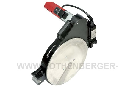 Аппарат с ручным гидравлическим приводом для стыковой сварки труб 40-160 мм ROWELD P 160 B Professional ROTHENBERGER