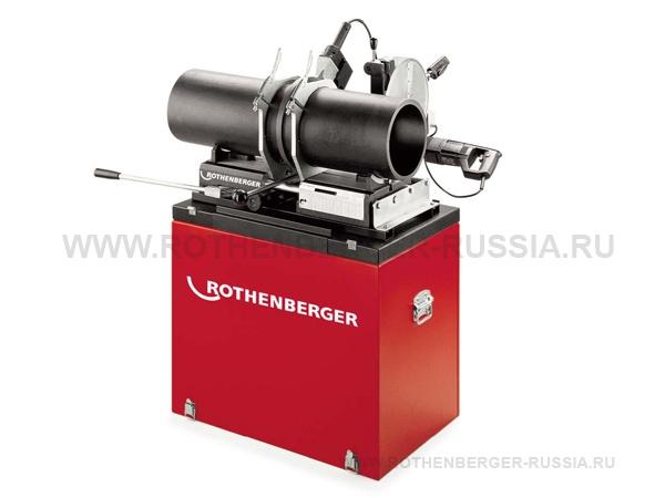 Механический сварочный аппарат ROWELD P 250 A2 ROTHENBERGER для стыковой сварки пластиковых труб