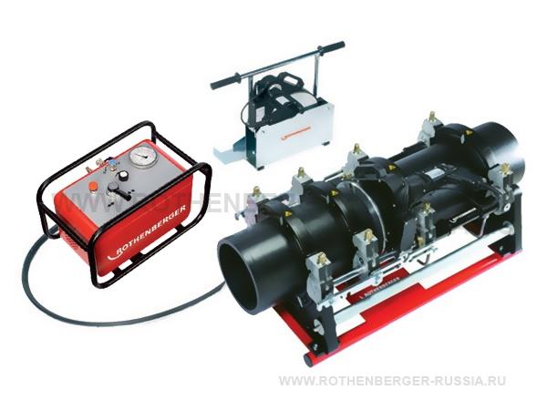 Машина с ручным управлением гидроприводом ROWELD P 250 B PROFESSIONAL