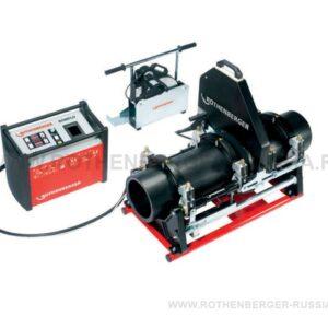 Машина с ручным управлением гидроприводом и возможностью подключения прибора протоколирования ROWELD P 355 B PROFESSIONAL