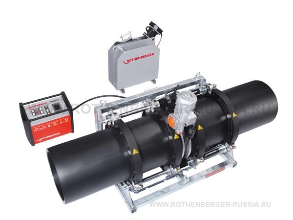 Аппарат с гидроприводом для стыковой сварки труб 200-500 мм ROWELD P 500 B ROTHENBERGER (Ровелд P 500 B)