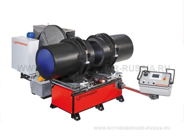Цеховая сварочная машина ROWELD P 630 W ROTHENBERGER (Ровелд P 630 W) для производства отводов и тройников диаметром 315-630 мм