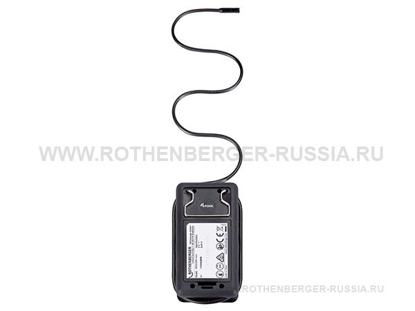 Телеинспекционное (видеодиагностическое) устройство ROSCOPE MINI 1000002268 ROTHENBERGER (Роскоп Мини) Телеинспекционное (видеодиагностическое) устройство ROSCOPE MINI - телеинспекционная камера с головкой Ø 8,5 мм.
