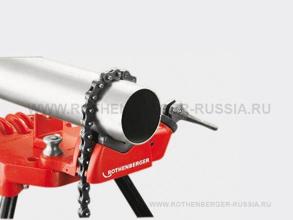 """Цепные тиски для труб 1/8"""" – 2.1/2"""", 76 мм"""