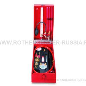 Аналоговый опрессовщик для систем газоснабжения и водоснабжения ROTEST GW 150/4 ROTHENBERGER (Ротест GW 150/4)